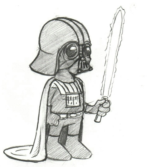 Dark Vador Discovered By Mimiswaty On We Heart It