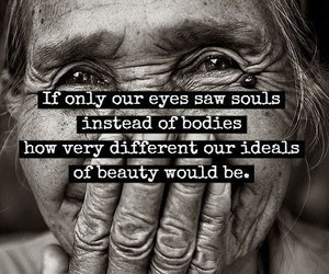 beauty, quotes, and soul image