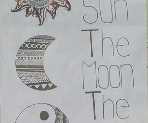 draw, Mantra, and The Moon image