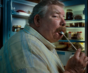 alan rickman, cheat, and vernon dursley image