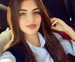 pretty, girl, and lips image
