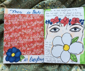 color, diary, and draw image