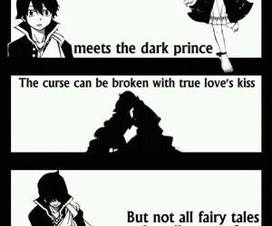 fairy tail, anime, and mavis image