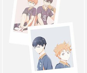 pastel, wallpaper, and haikyuu!! image