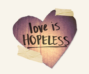 love and hopeless image