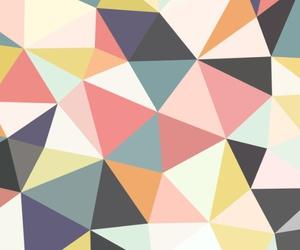 geometric, pattern, and print image