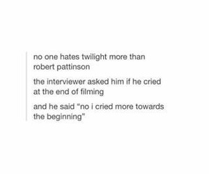 edward cullen, funny, and hilarious image