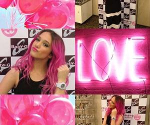 angela, pink, and rosa image
