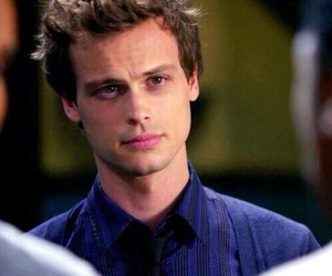 matthew gray gubler, spencer reid, and criminal minds image