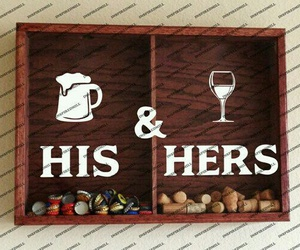 decorated, drink, and hers image