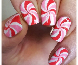 candy, pink, and red image