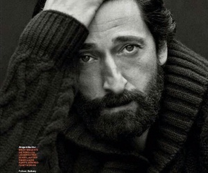 actor, handsome, and adrien brody image