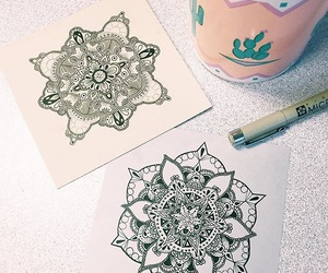 artistic and drawing image