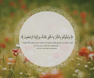 Koran and muslim image