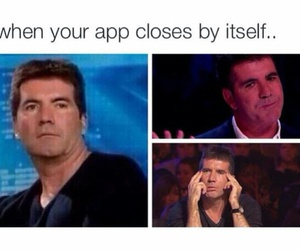 funny, true, and simoncowell image