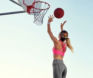 girl, sport, and candice swanepoel image