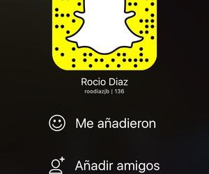 follow, snapchat, and te sigo image