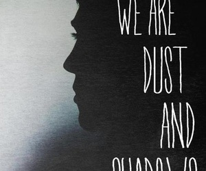 quote, shadow, and shadowhunters image