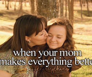 mom and just girly things image