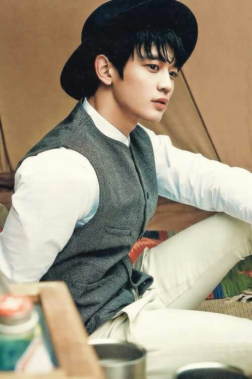 handsome, korean, and kpop image