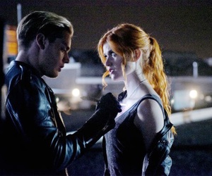 shadowhunters, katherine mcnamara, and dominic sherwood image