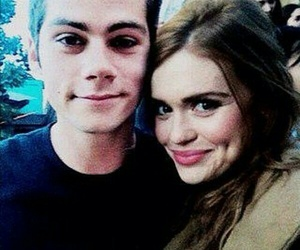 stydia, holland roden, and teen wolf image
