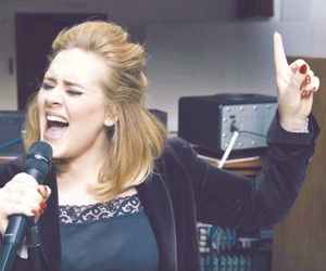 Adele, 25, and beautiful image