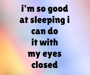 quotes and sleeping image