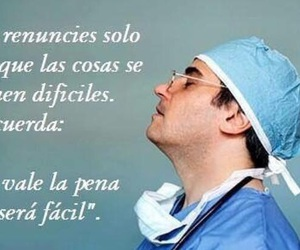 doctor, frases, and spanish image