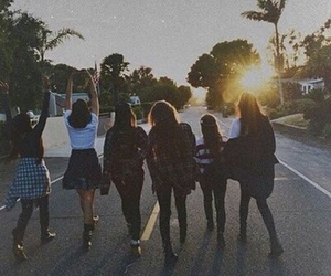 friends, cimorelli, and best friends image