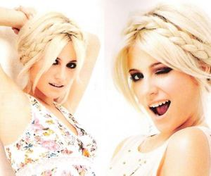 pretty and pixie lott image