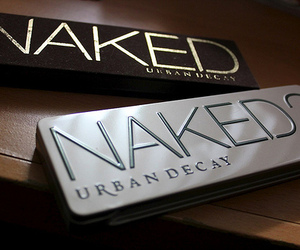 black, cosmetics, and naked image