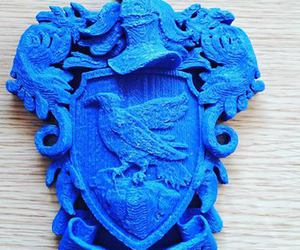 ravenclaw, escudo, and emblema image