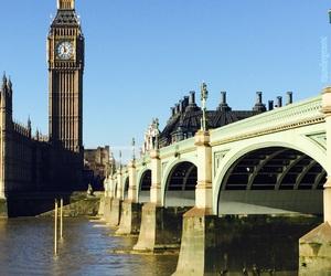 best city, bridge, and love image
