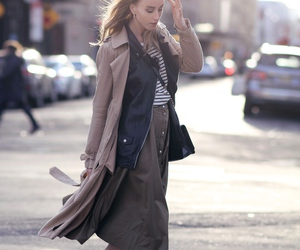 chic, lookbook, and fashion image
