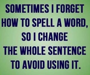 funny and words image
