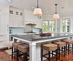 kitchen, house, and luxury image