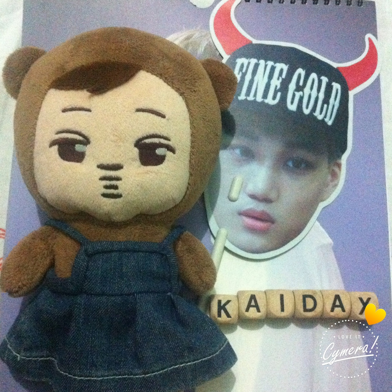 kai and jongin image