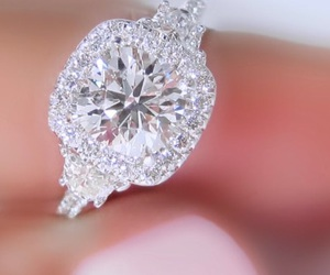 diamond, jewelry, and ring image