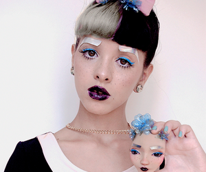 melanie martinez, doll, and cry baby image