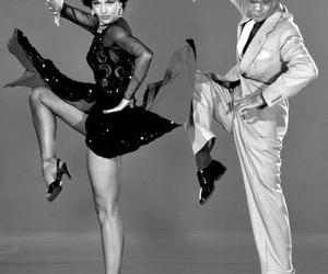 couples, dance, and dancefloor image