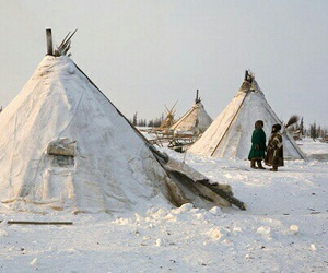 culture, eskimos, and lifestyle image