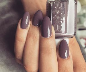 nails, essie, and beauty image