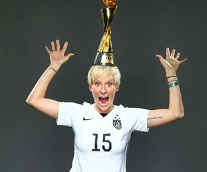 soccer, trophy, and usa image