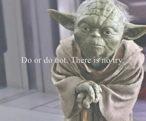 master yoda and starwars image