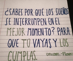 momento, sueños, and frases image