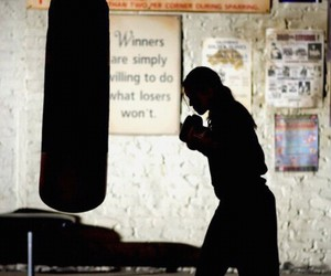 million dollar baby and boxing image