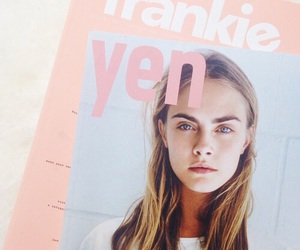 cara delevingne, model, and aesthetic image