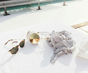 summer, style, and sunglasses image