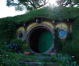 LOTR, new zealand, and photography image
